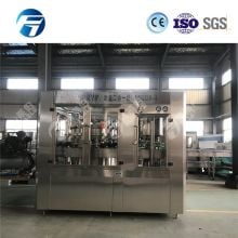 High Speed Carbonated Beverage Can Filling Sealing Machine