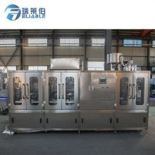 Full Automatic 3-10 Liter Bottle Water Filling Machine